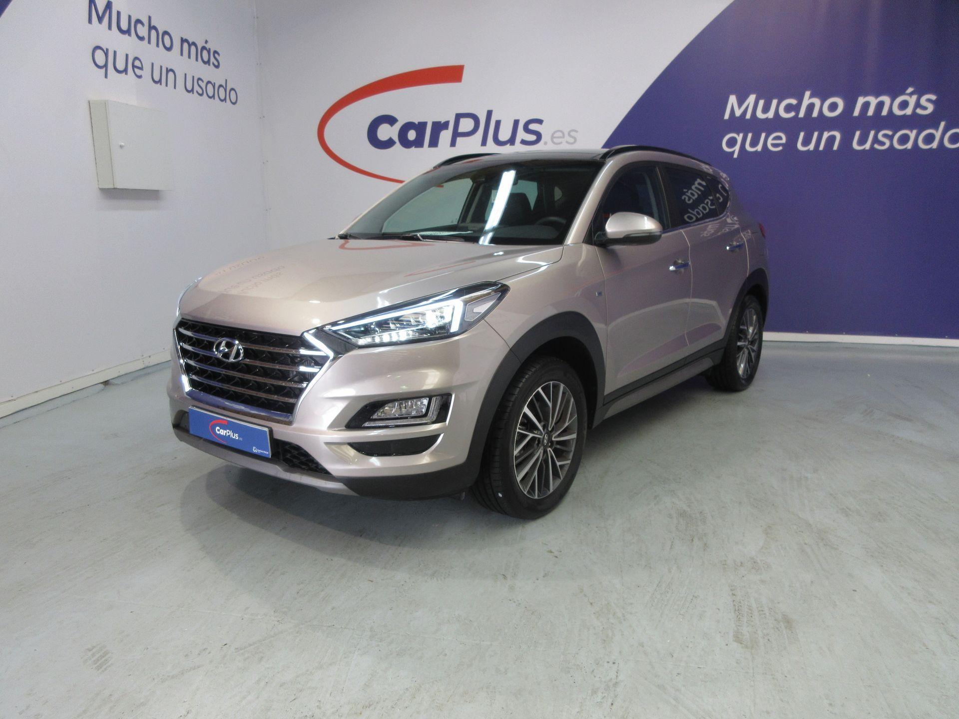 Hyundai Tucson ocasión segunda mano 2020 Híbrido por 27.490€ en Madrid