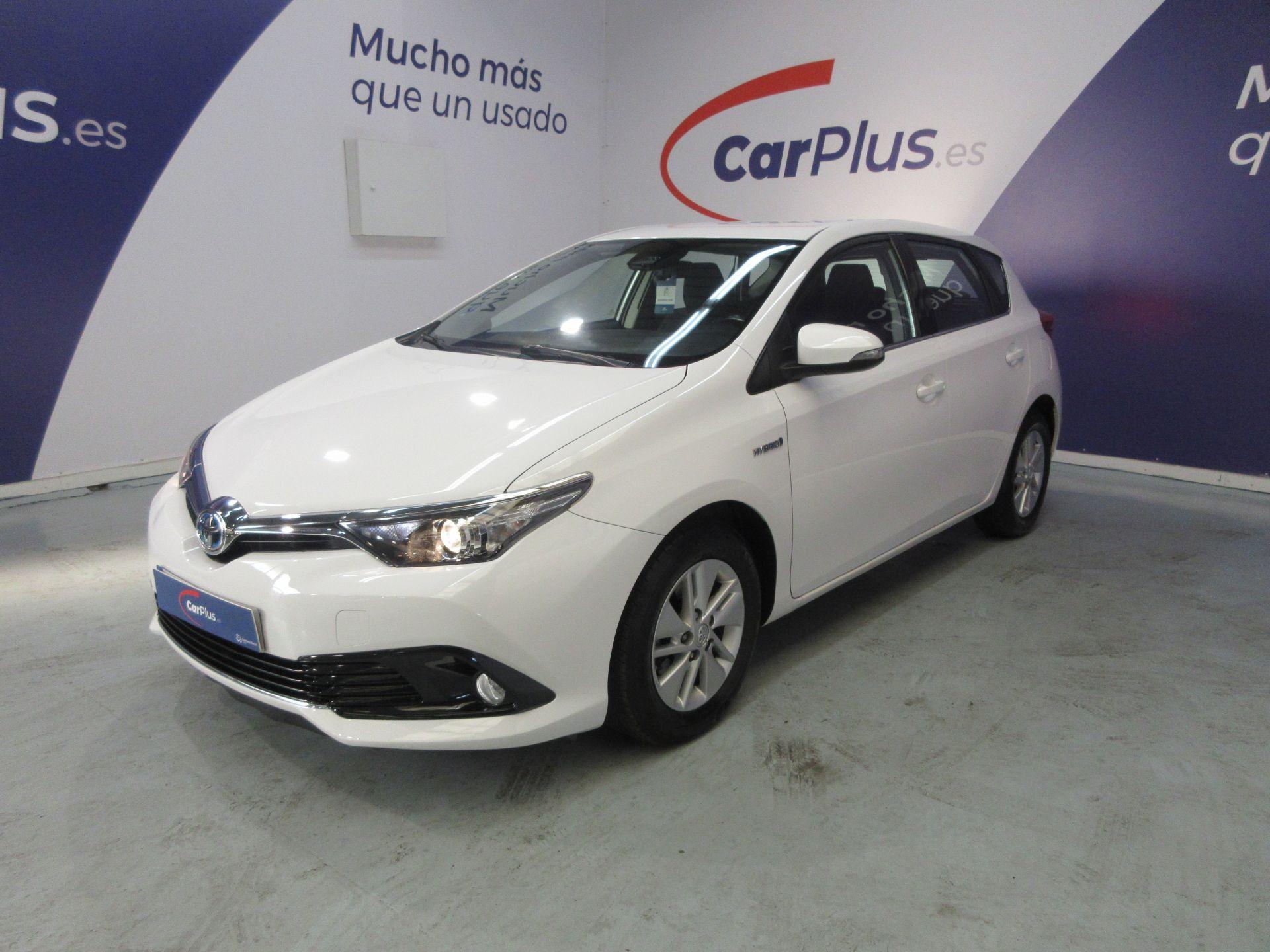 Toyota Auris ocasión segunda mano 2017 Híbrido por 13.890€ en Madrid