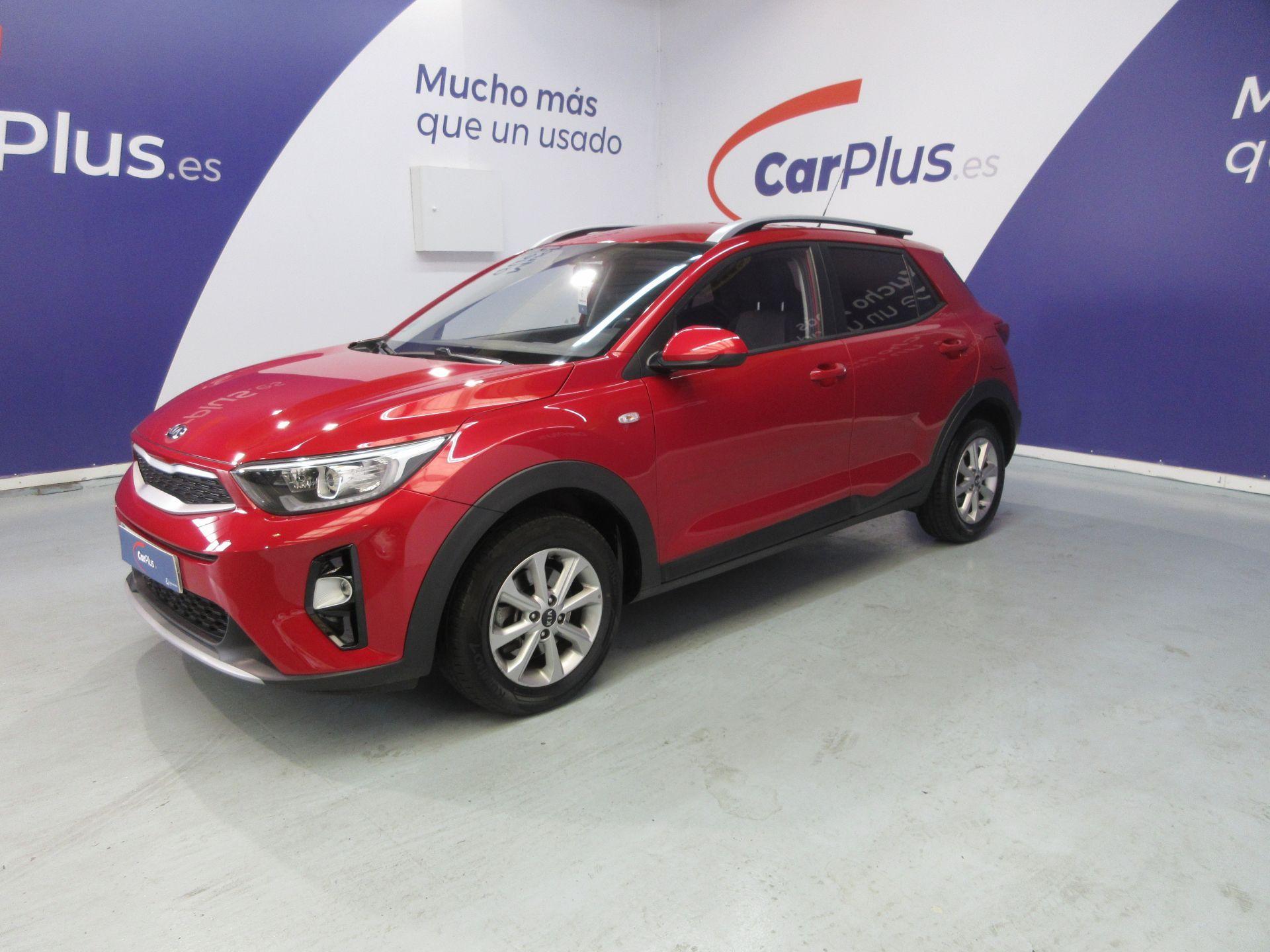Kia Stonic ocasión segunda mano 2019 Gasolina por 13.990€ en Madrid