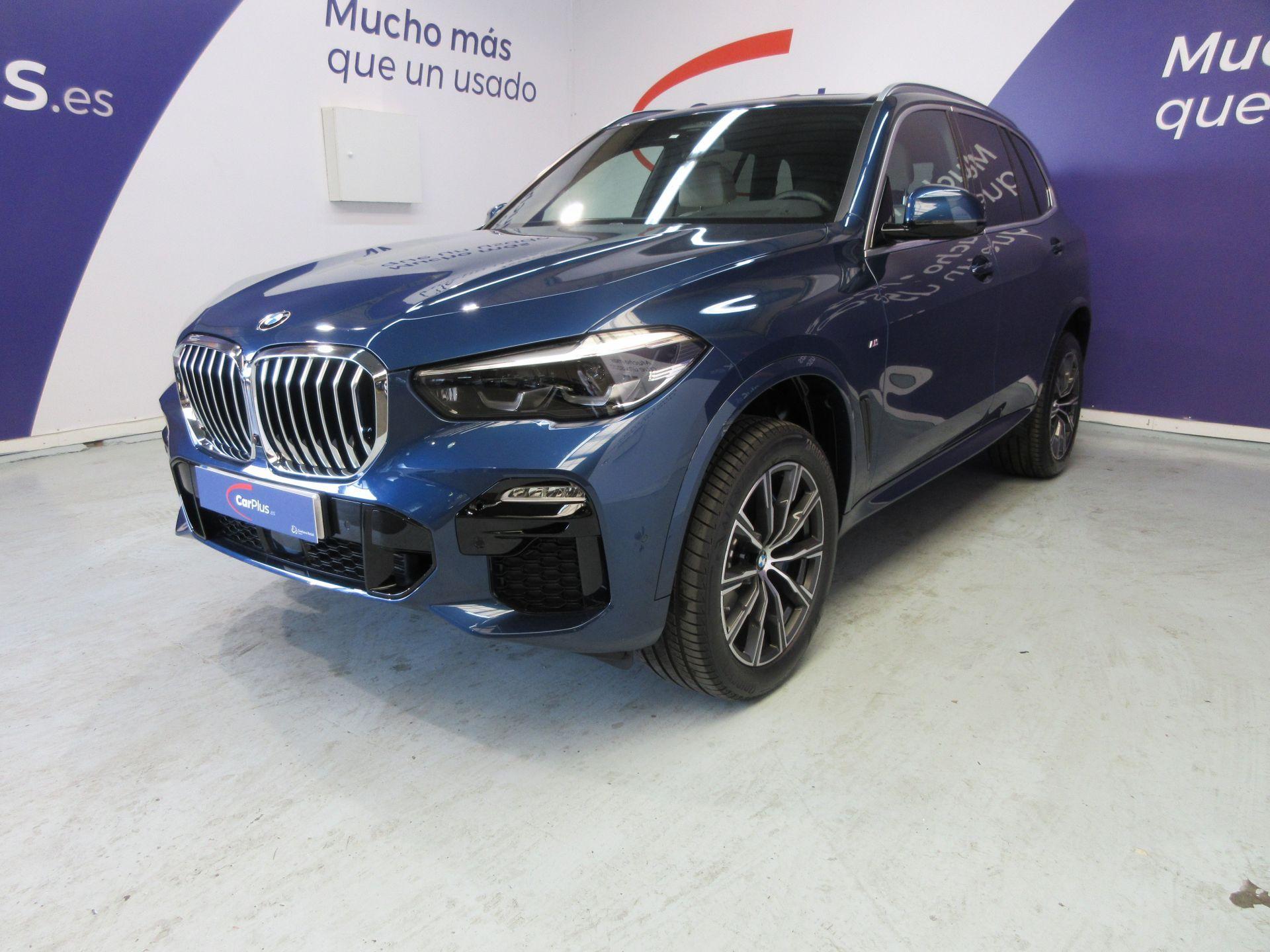 BMW X5 ocasión segunda mano 2021 Diésel por 86.990€ en Madrid