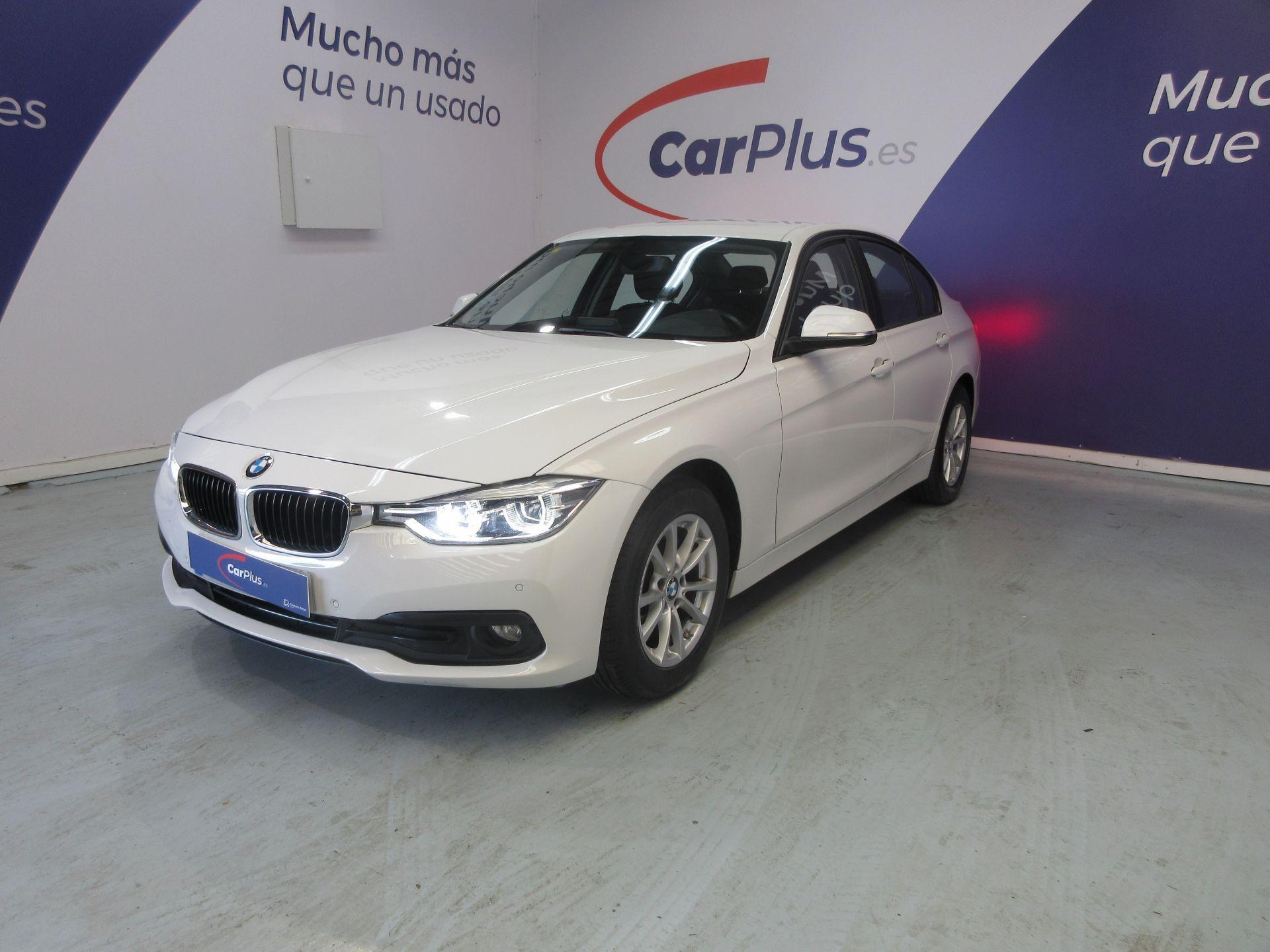 BMW Serie 3 ocasión segunda mano 2017 Diésel por 19.990€ en Madrid