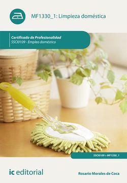 Limpieza doméstica. SSCI0109 - Empleo doméstico