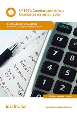 Cuentas contables y financieras en restauración. HOTR0309 - Dirección en restauración