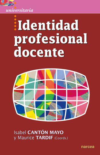Imagen de portada de Identidad profesional docente