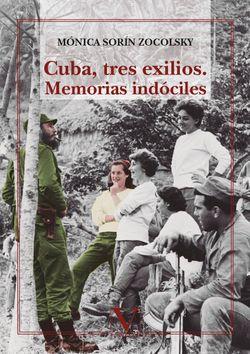 Cuba, tres exilios
