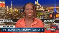Top 15: MSNBC's Joy Reid Brings Her Hate to Primetime