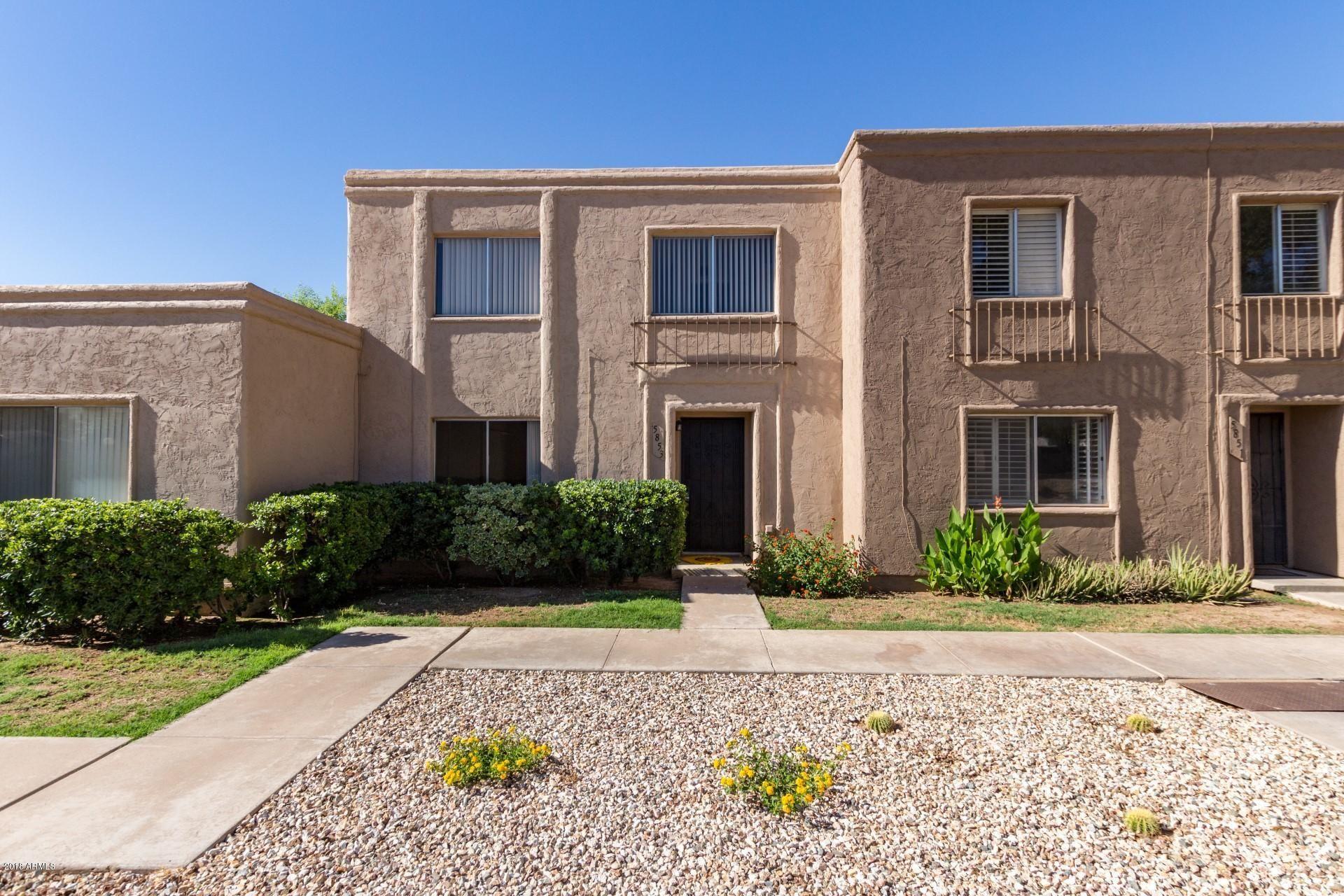 5853  N 83RD   Street Scottsdale AZ 85250