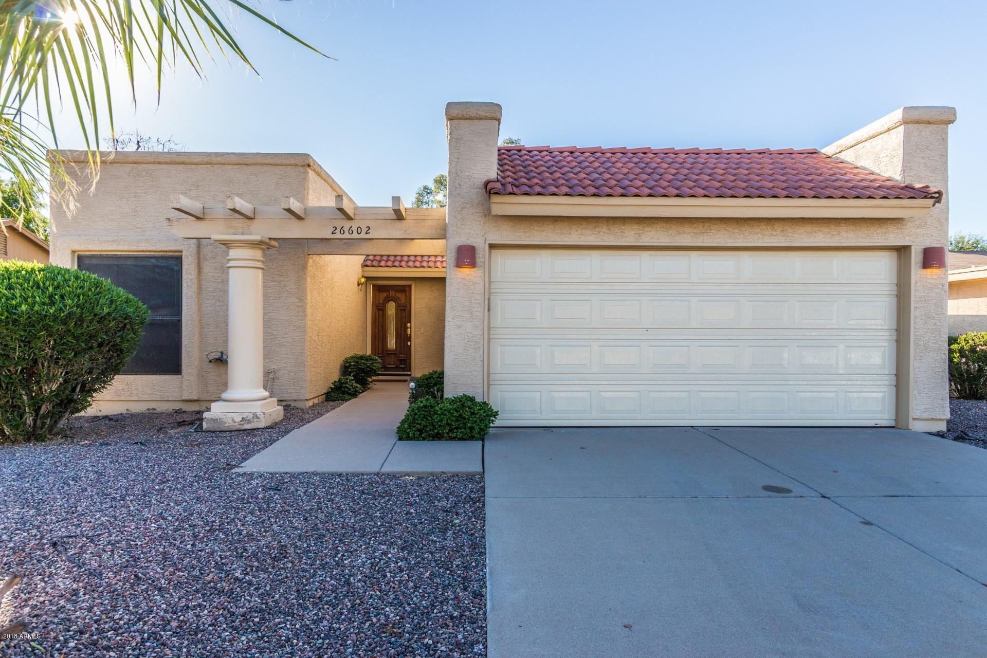 26602  S SEDONA   Drive Sun Lakes AZ 85248