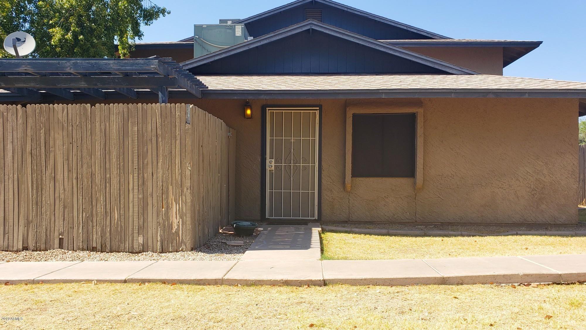 286  W PALOMINO 101  Drive Chandler AZ 85225