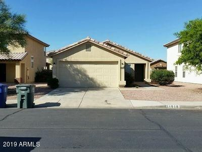 11918  W LARKSPUR   Road El Mirage AZ 85335