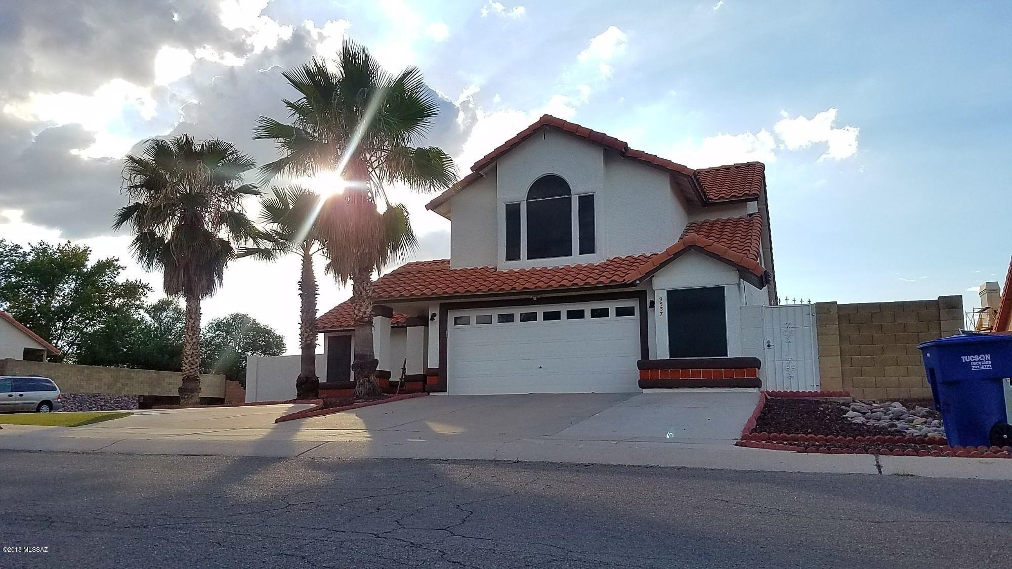 9537  E Ashford   Drive Tucson AZ 85747