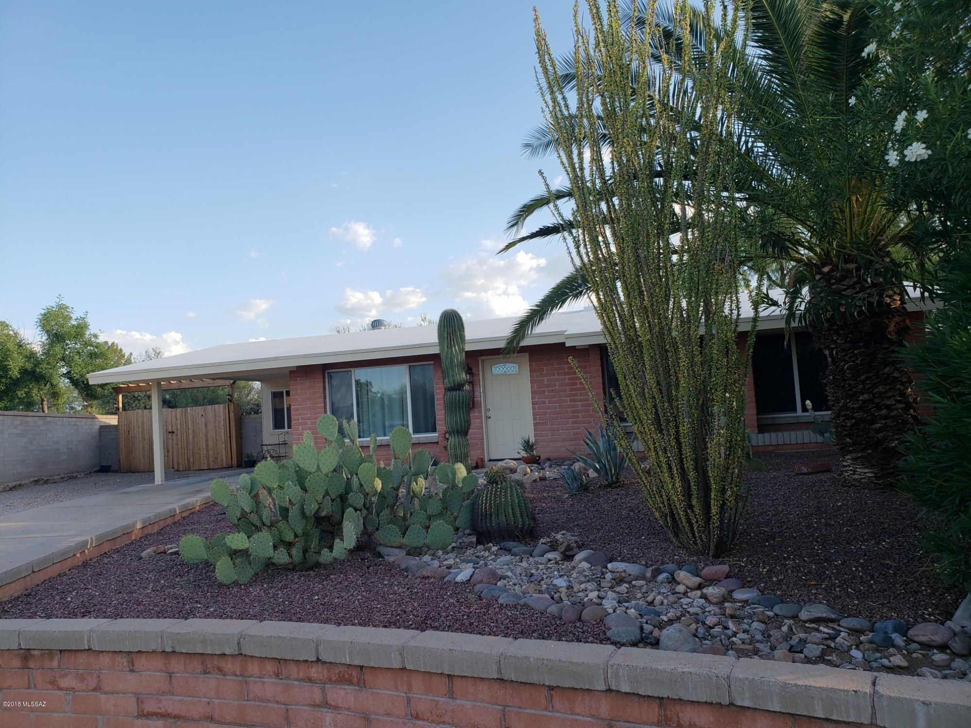 3666  S Santee   Avenue Tucson AZ 85730