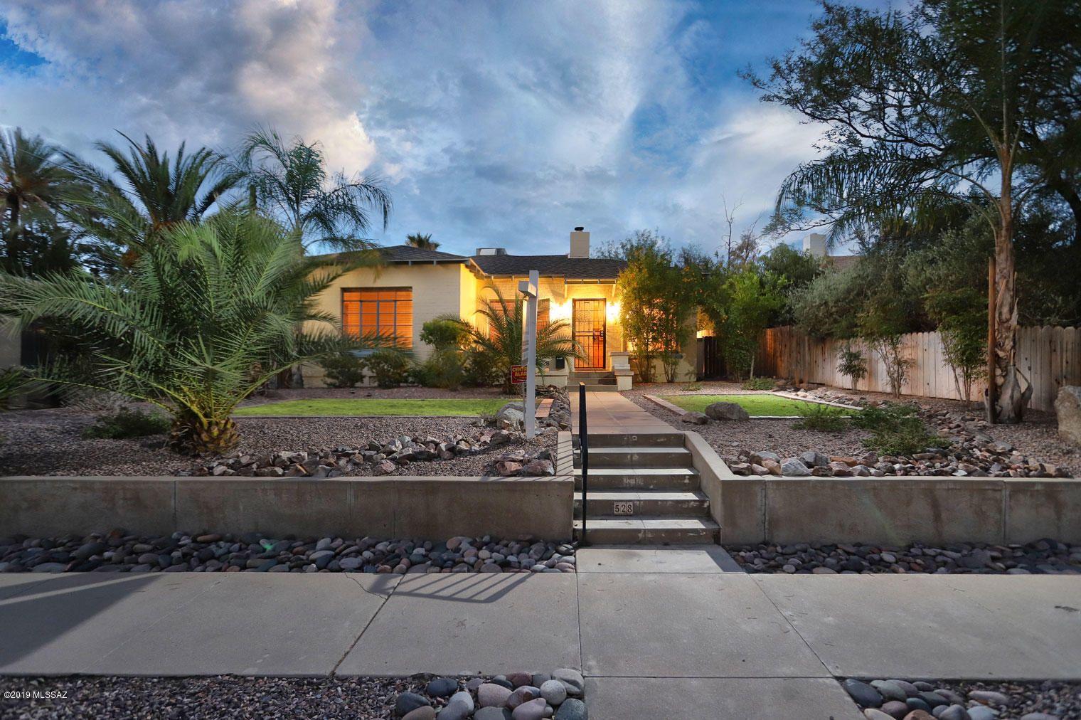 528  N Plumer   Avenue Tucson AZ 85719
