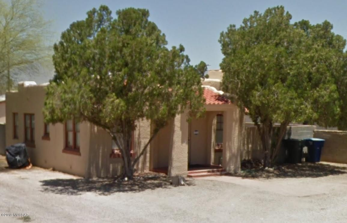 1133  E 10Th 1 & 2  Street Tucson AZ 85719