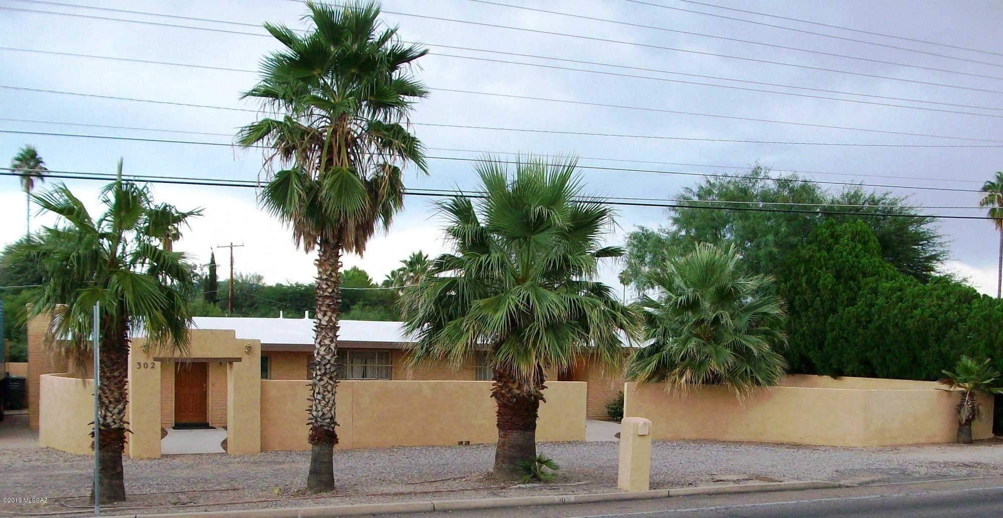 302  N Rosemont   Boulevard Tucson AZ 85711