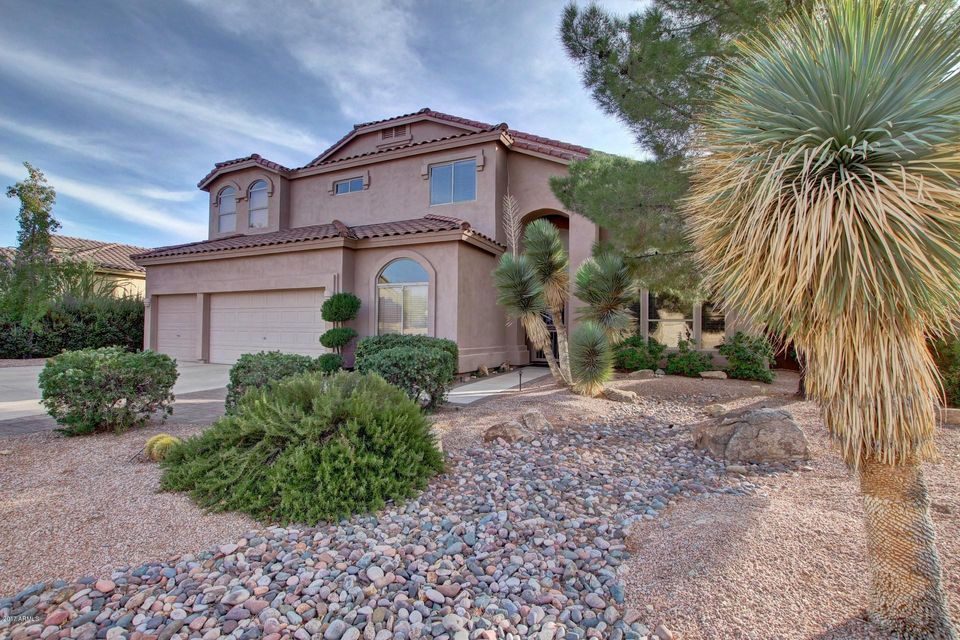 16325  E CRYSTAL POINT   Drive Fountain Hills AZ 85268