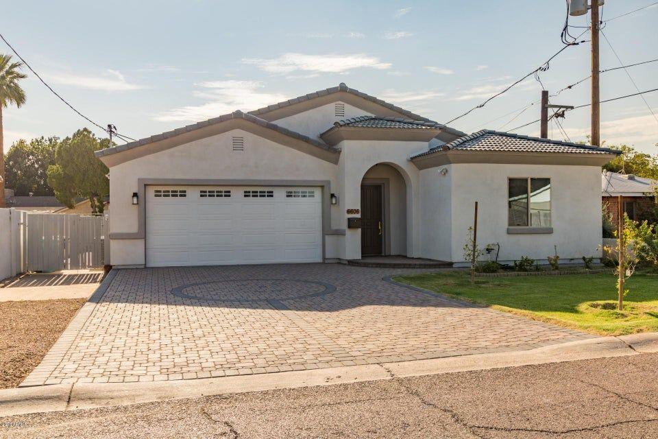 6606  N 10TH   Street Phoenix AZ 85014