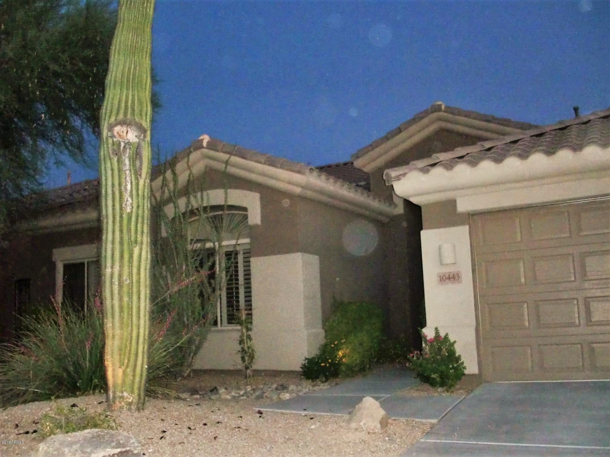 10443  E SHEENA   Drive Scottsdale AZ 85255