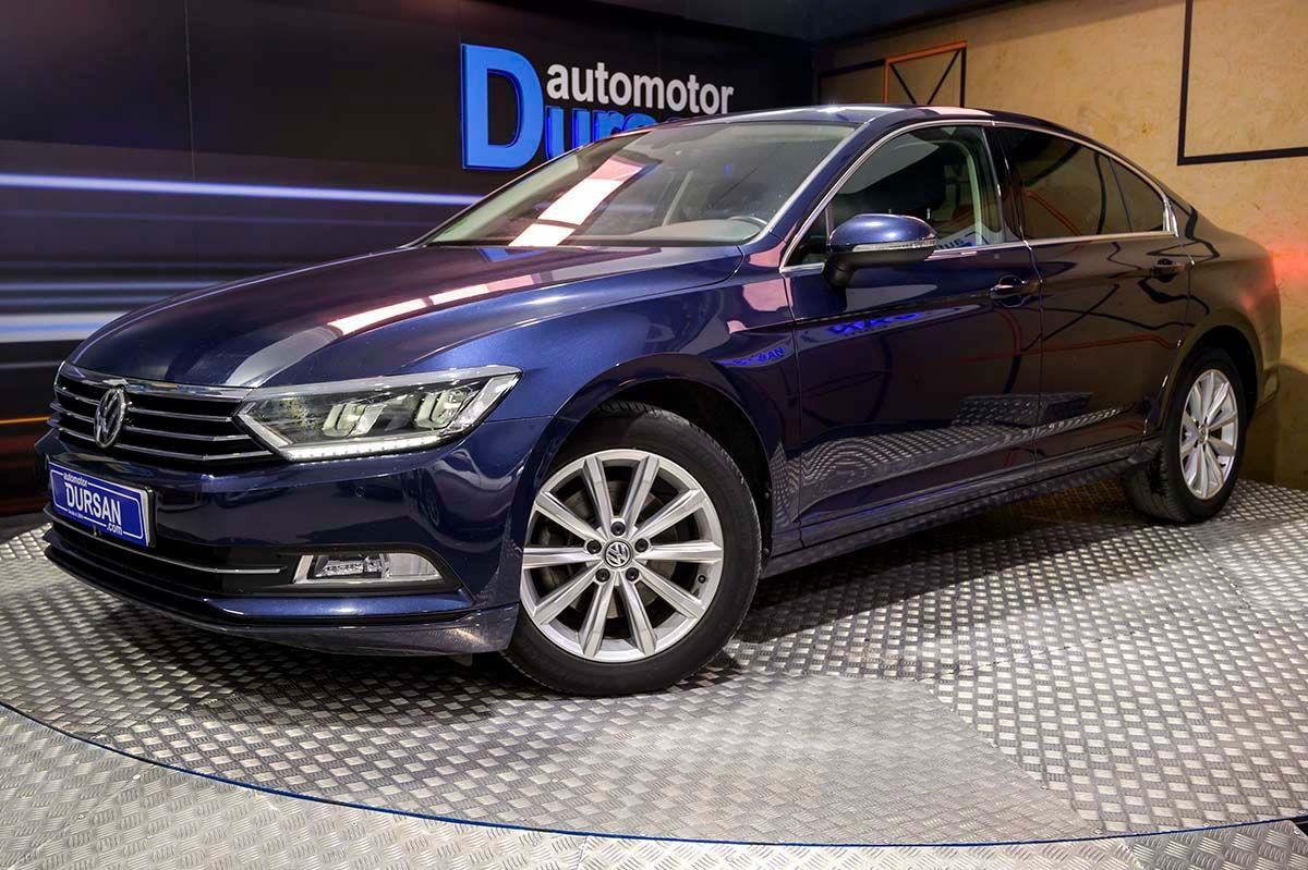 Volkswagen Passat ocasión segunda mano 2016 Diésel por 16.490€ en Madrid