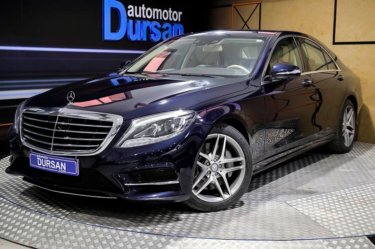 Mercedes Benz  ocasión segunda mano 2015 Diésel por 41.990€ en Madrid