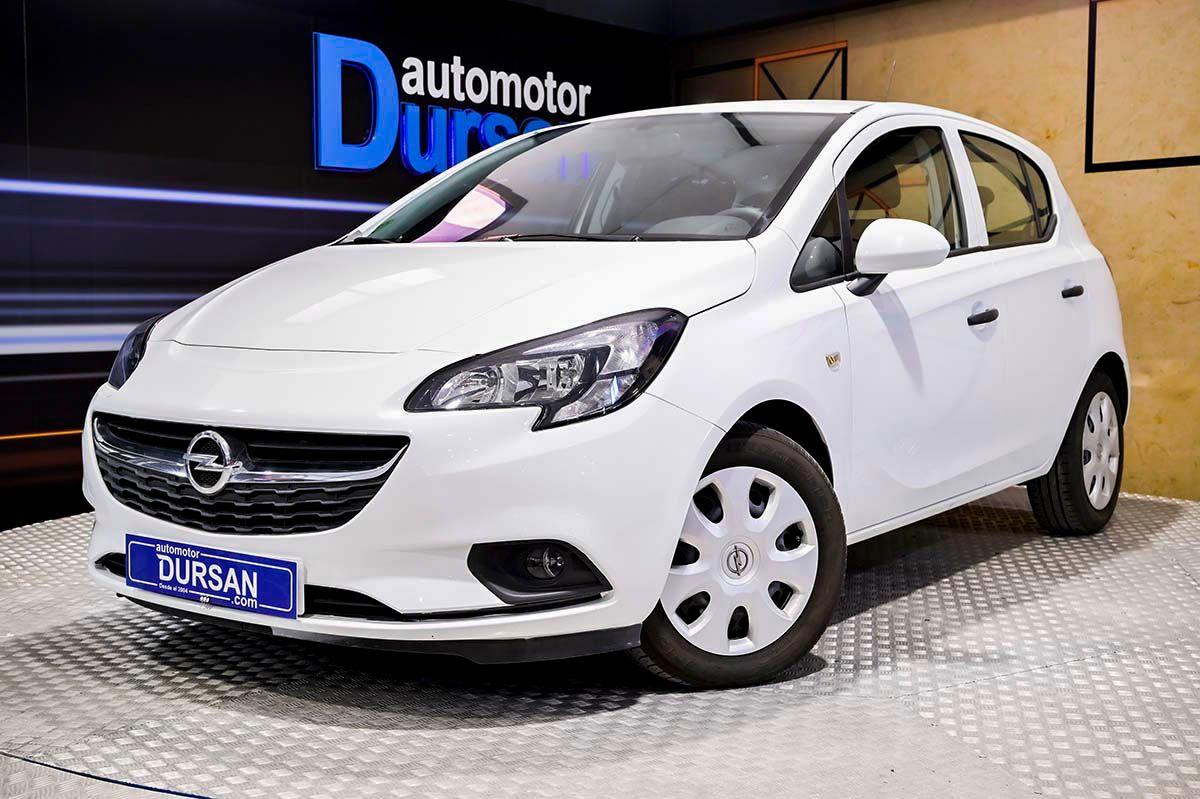 Opel Corsa ocasión segunda mano 2018 Diésel por 9.790€ en Madrid