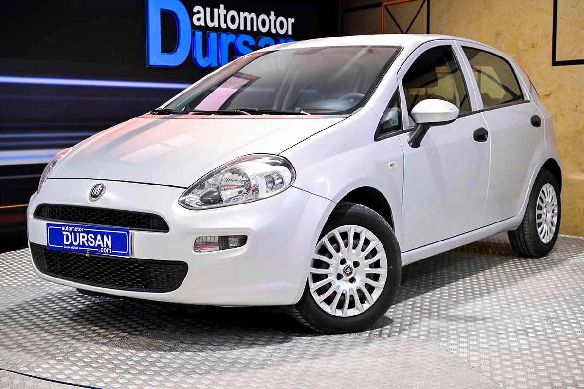 Fiat Punto  ocasión segunda mano 2015 Gasolina por 6.990€ en Madrid