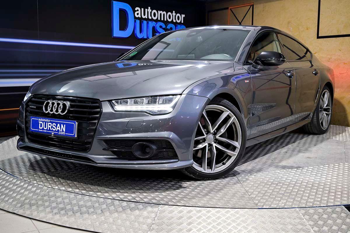Audi A7 ocasión segunda mano 2018 Diésel por 44.990€ en Madrid