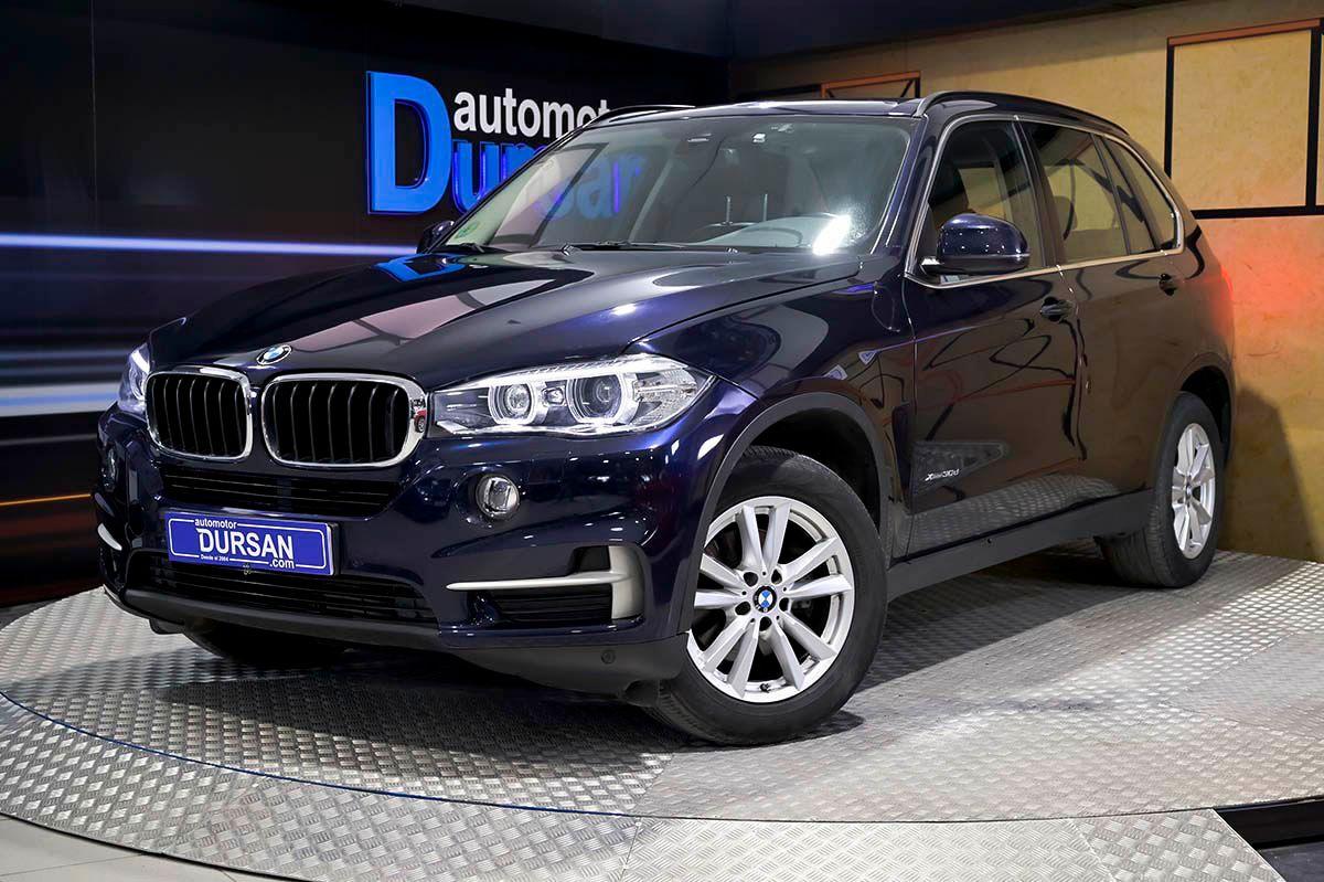 BMW X5 ocasión segunda mano 2015 Diésel por 32.990€ en Madrid