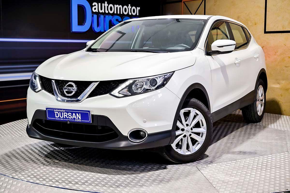 Nissan Qashqai ocasión segunda mano 2017 Diésel por 15.490€ en Madrid