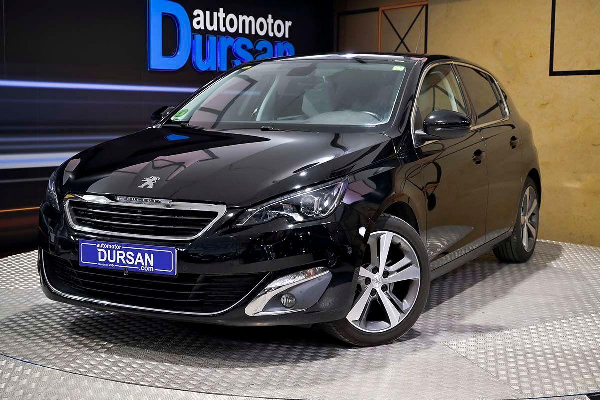 Peugeot 308 ocasión segunda mano 2015 Gasolina por 13.990€ en Madrid