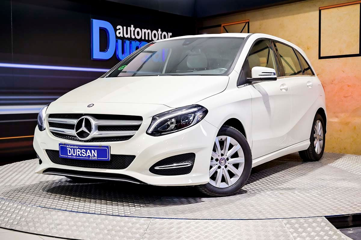 Mercedes Benz  ocasión segunda mano 2015 Diésel por 16.390€ en Madrid