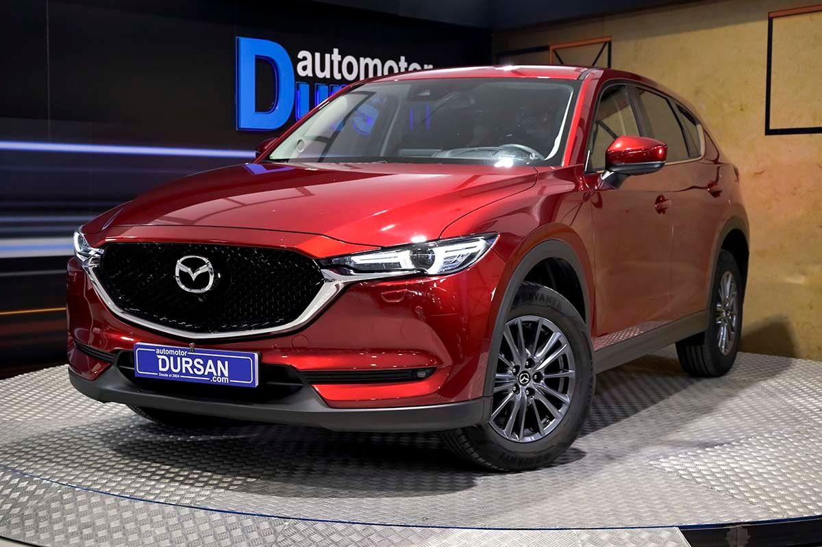 Mazda CX-5 ocasión segunda mano 2019 Gasolina por 23.890€ en Madrid