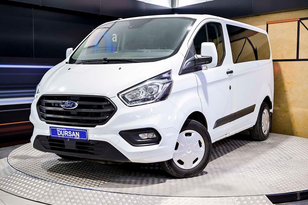 Ford Transit Custom ocasión segunda mano 2019 Diésel por 23.890€ en Madrid
