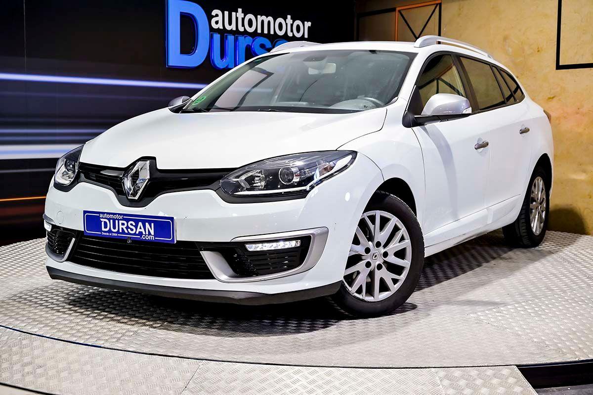 Renault Megane ocasión segunda mano 2016 Diésel por 12.490€ en Madrid