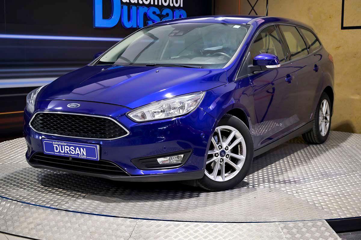 Ford Focus ocasión segunda mano 2017 Diésel por 11.690€ en Madrid