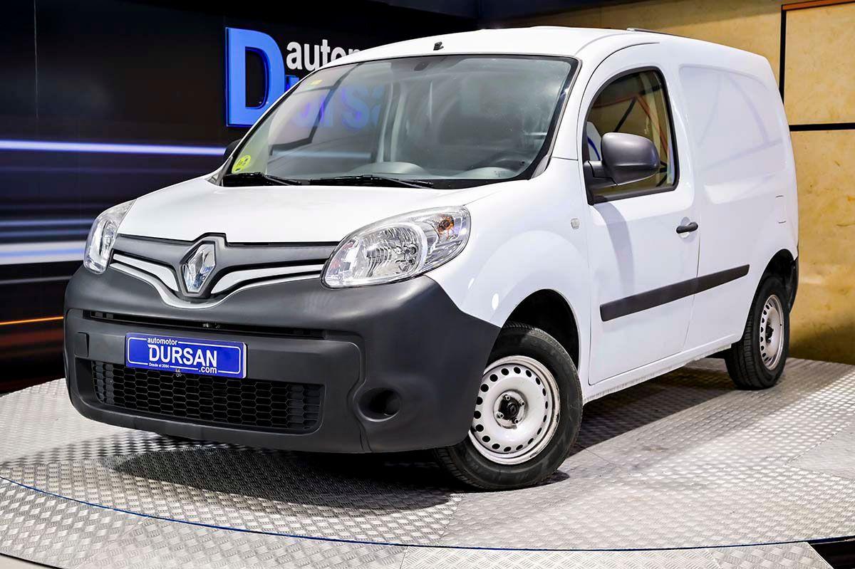 Renault Kangoo ocasión segunda mano 2016 Diésel por 7.990€ en Madrid