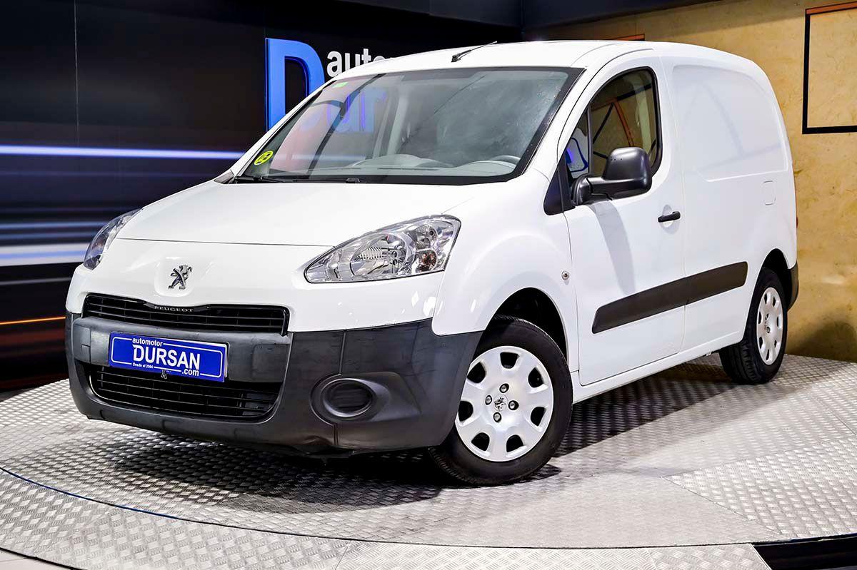Peugeot Partner ocasión segunda mano 2015 Diésel por 8.490€ en Madrid