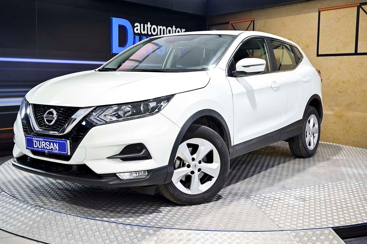 Nissan Qashqai ocasión segunda mano 2019 Diésel por 19.990€ en Madrid