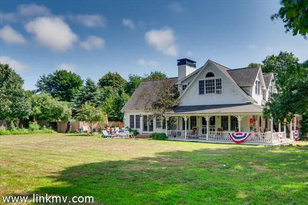 1070 State Road  West Tisbury