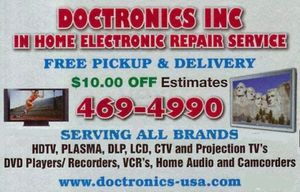 Image 2 | Doctronics In-Home Electronic Repair Service