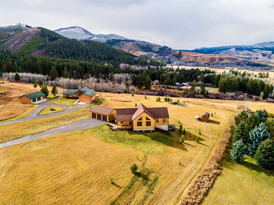 257 Big Elk Meadow Road  Gallatin Gateway