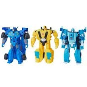 Φιγούρα Transformers Cyberverse 1-Step (1 Τεμάχιο)