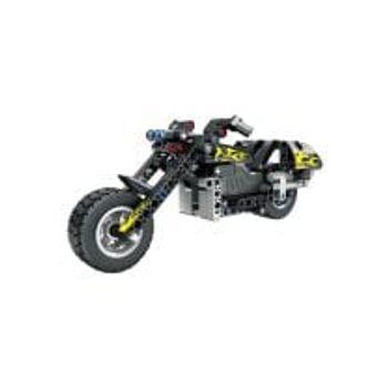 Σετ Κατασκευής Motorbike Pull-Back (183 Κομμάτια)