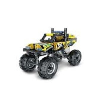 Σετ Κατασκευής Off-Road Vehicle 5 Pull-Back (193 Κομμάτια)