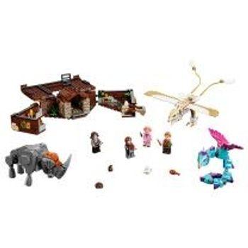 LEGO® Η Βαλίτσα Μαγικών Πλασμάτων του Νιουτ