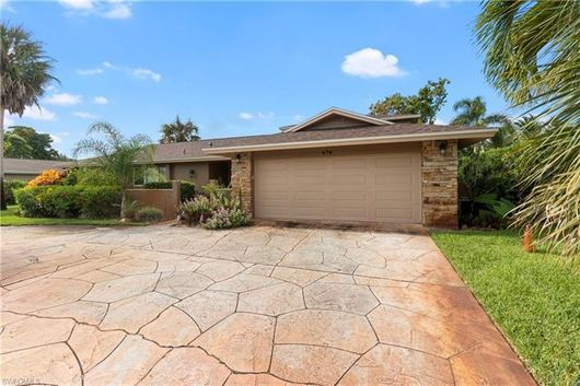 536 E Cypress Way, Naples, Fl 34110