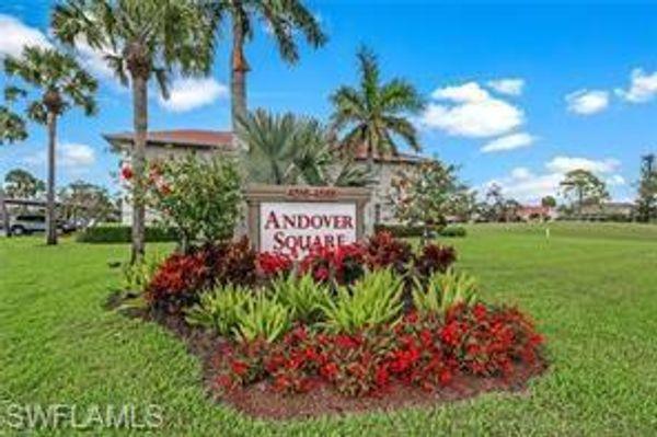 4588 Andover Way #a-102, Naples, Fl 34112