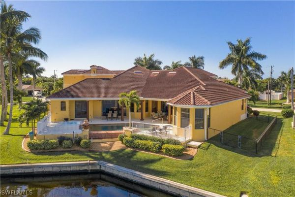 5015 Sw 22nd Ave, Cape Coral, Fl 33914