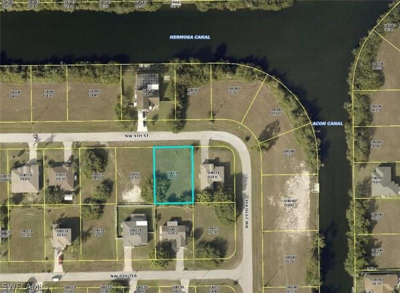 2904 Nw 9th Street, Cape Coral, Fl 33993