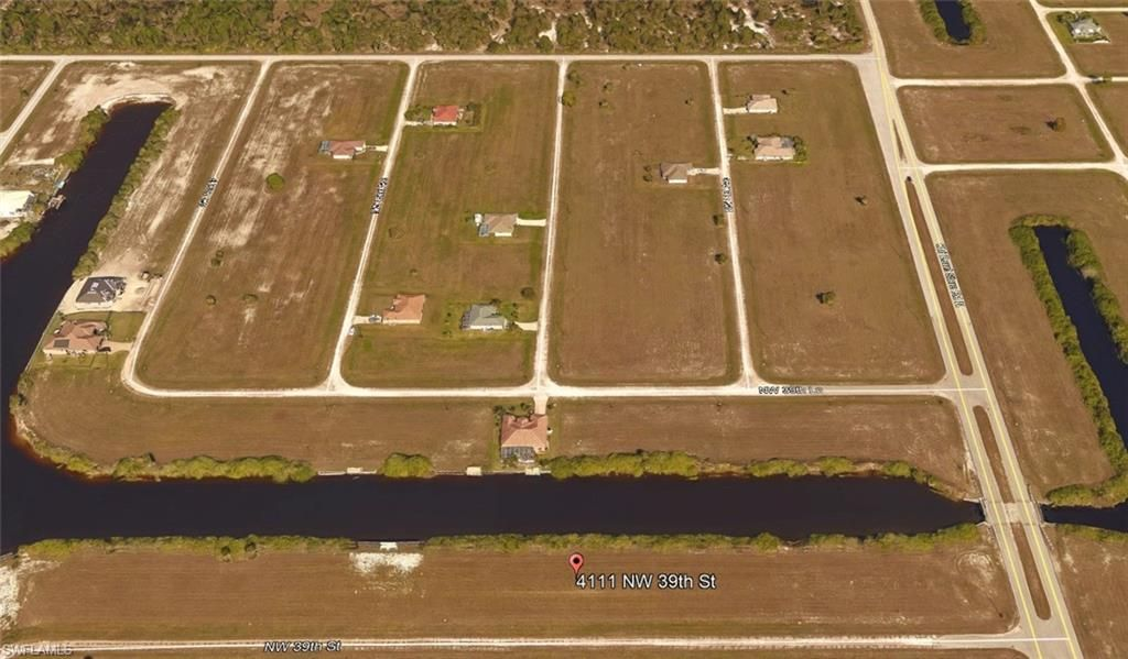 4111 Nw 39th Street, Cape Coral, Fl 33993